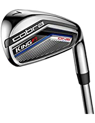 Cobra King F7 One Length, de 5, PW, SW, acero, regular, rechtshand