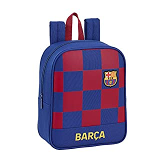 FC Barcelona Mochila guardería niño Adaptable Carro