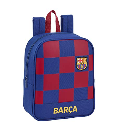 FC Barcelona Mochila guardería niño Adaptable Carro
