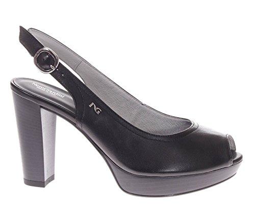 Nero giardini donna sandali tacco p805620d 100 sandalo in - Nero giardini scarpe donne ...