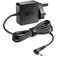 KFD 20V 2.25A 45W Laptop Charger for Lenovo IdeaPad 100 110 110-Touch 300 310 310s 320 320s 500 510 510s 520s Lenovo Yoga 310 510 520 B50-50 V110-17 Lenovo N22 N42 UK Wall Plug 4.0 * 1.7 Power Supply