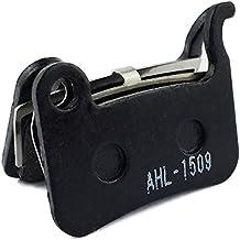 AHL- Bicicletta Shimano Pastiglie freno a disco semi-metallico per XTR XT SLX, Deore LX Hone Saint BR-M975 M966 M965 M765 M800