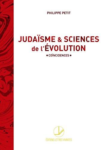 Judaisme et Sciences de l'volution