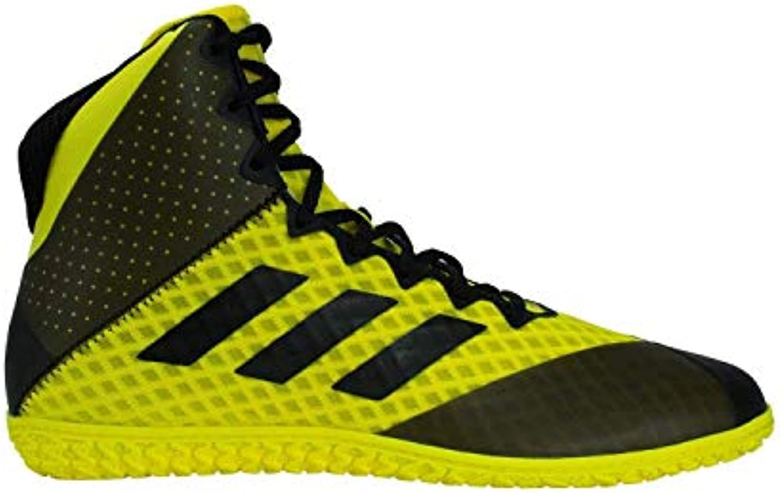 Adidas Mat Wizard 4 Giallo Nero Wrestling Scarpe (AC8708), Uomo, AC8708, giallo, M US | Vari I Tipi E Gli Stili  | Uomini/Donne Scarpa