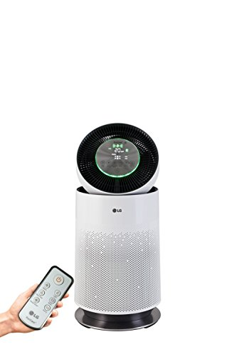 LG PuriCare AS60GDWT0 WiFi Enabled Air Purifier (White)