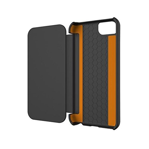 Tech21 Impact Snap Hülle für Apple iPhone 5 weiß Schwarz