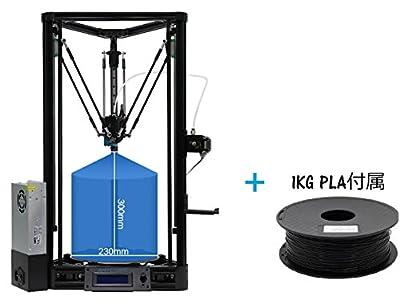 ANYCUBIC DE-KOSSEL Linear PLUS 3D Druckerbausatz (verbesserte Version) Mit Auto Leveling und teilweise vorgefertigt (Plus Version)