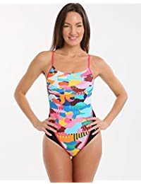 Aqua Sphere Michael Phelps Tempe Race Back Women's Swimsuit