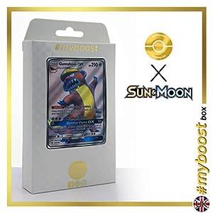 Gumshoos-GX 145/149 Full Art - #myboost X Sun & Moon 1 - Box de 10 Cartas Pokémon Inglesas