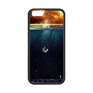 iPhone 6 4.7 Inch Cell Phone Case Black Drawnig Scene LSO7747282