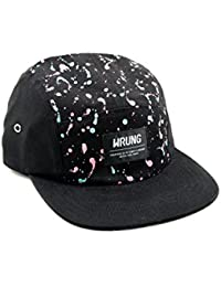 Casquette Wrung Freestyle 5panel Black