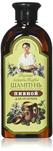 Agafia's Recipes Beer Shampoo For Men 350ml,