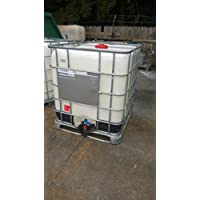 IBC Tank Container 1000l auf Kunstoffpalette