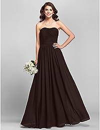 kekafu Ballkleid High Neck Tee Länge Spandex Cocktail Party Prom Kleid mit  Perlenstickerei Kristalle Strass dbf4588a59