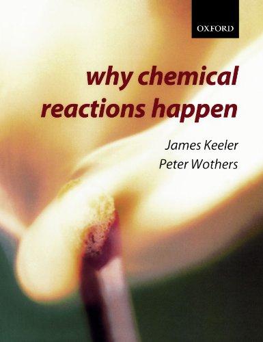 Why Chemical Reactions Happen por James Keeler