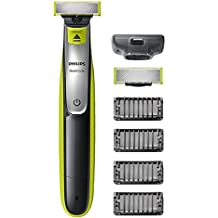 Philips OneBlade, Trimmen, Stylen, Rasieren/4Trimmeraufsätze, 1 Ersatzklinge QP2530/30