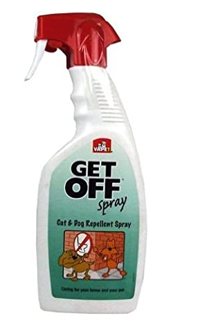 Get Off Spray Repellent For Cats And Dogs