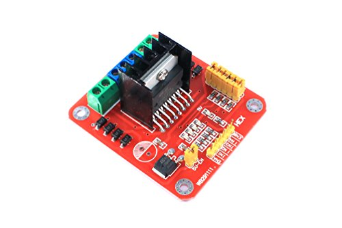 L298N Dual H-Bridge Motor Driver Controller Arduino Raspberry Pi H-bridge Driver