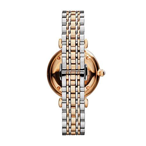 Emporio Armani Damen-Armbanduhr Analog Quarz Edelstahl AR1840 - 3