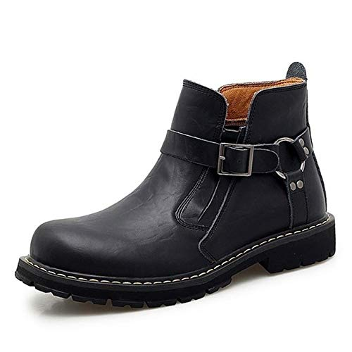 QPDUBB Ankle boots Autumn Winter Men