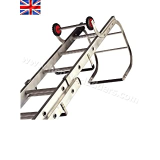 Trade Roof Ladder, Single Section, 15 Rung, 3.95m- TRL140