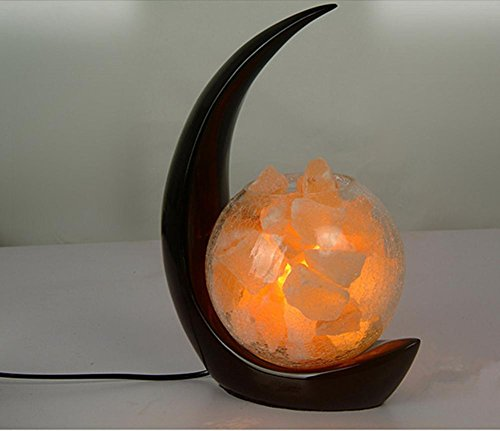 GBT Kristall Salz Lampe Kopf Warme Kreative Lampe (Led-Leuchten, Warmes Licht, Weißes Licht, Kronleuchter, Innenbeleuchtung, Außenleuchten, Wandleuchten)