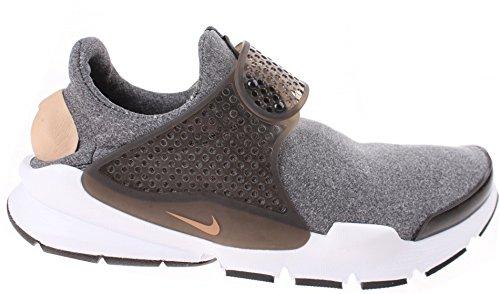 Nike Damen 862412-001 Traillaufschuhe, Schwarz (Black/Vachetta Tan/Black/White), 43 EU -