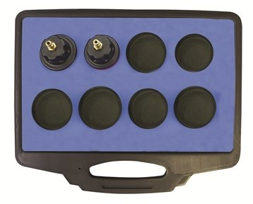 Sykes-Pickavant-Kit di tappi di raffreddamento (33159800 3 tappi)