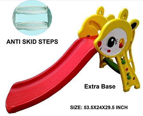 Slides for Kids Rabbit Foldable Slide Home & Garden Slider