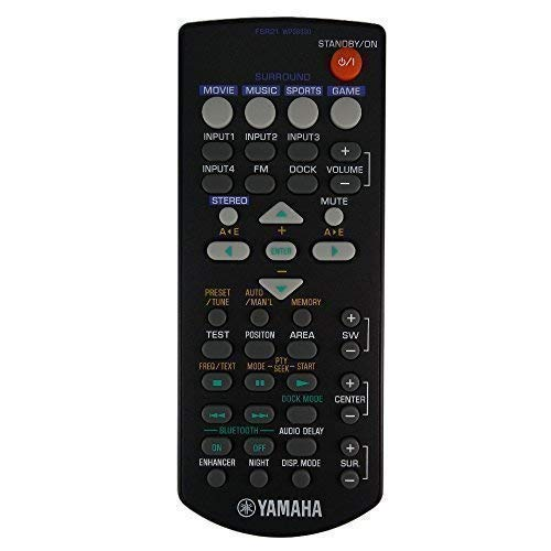Genuino Yamaha YAS-71 Barra De Sonido Mando A Distancia