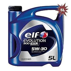 Elf 1951052031 - Aceite Sintã‰Tico Evolution 900