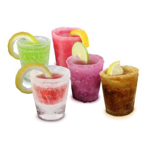 4-ice-shot-glasses-moulds-party-freeze-ice-cube-summer-and-free-shipping