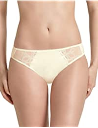 Rosa Faia By Anita Ophelia High Waisted Brief Knickers 1379 Cafe Au Lait