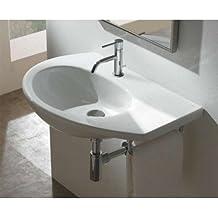 Amazon.it: lavabo bagno sospeso
