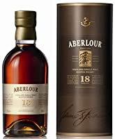 Aberlour 18 Year Old Single Malt Scotch Whisky 70cl Bottle by Pernod Ricard