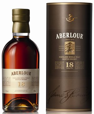 Aberlour 18 Year Old Single Malt Scotch Whisky 70cl Bottle