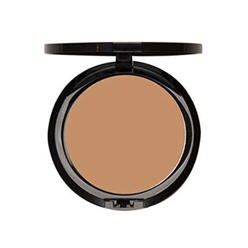 Iman Cosmetics Creme To Powder Foundation - Sand #4