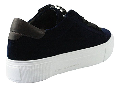 Kennel & Schmenger | BIG Samt-Sneaker - blau Blau