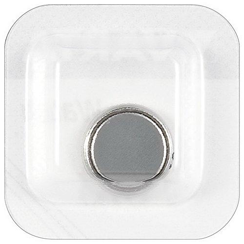 Preisvergleich Produktbild Knopfzelle Silberoxid, 1 Stück Blister - Varta (V373/SR68), 10er Pack