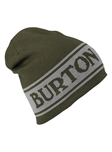 Burton Herren Billboard Wool Beanie Mütze, Forest Night, One Size -