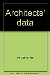 Neufert Architects' Data