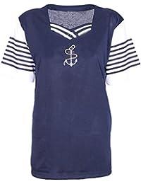 es Choker Blusas Amazon Camisetas Tops Ropa Y Camisetas zqUPcfWHZP
