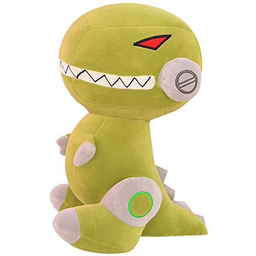 AILIZE Kind Plüsch Spielzeug Roboter Dinosaurier Kleine Puppe Junge Kreative Geburtstagsgeschenk Rag Doll Puppen Niedlichen Kissen