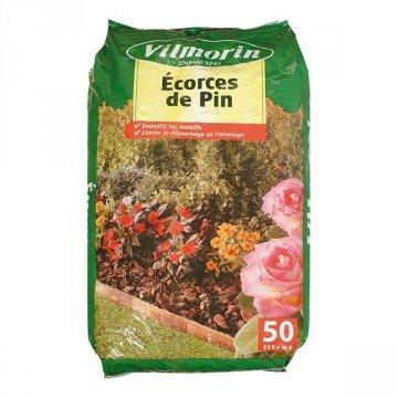 Vilmorin - Ecorces de pin 50 litres Vilmorin