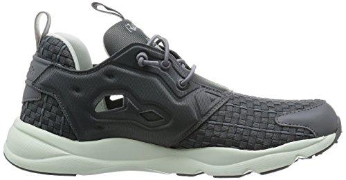 Reebok Furylite New Woven Donna Sneaker Grigio Grau