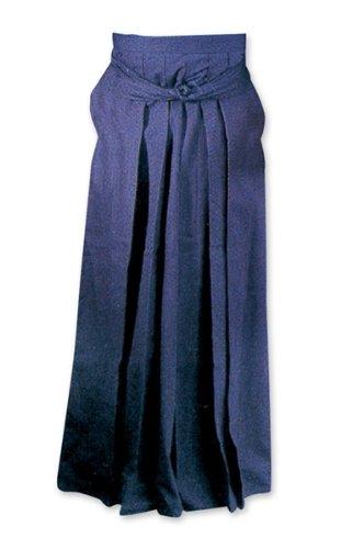 M.A.R International Ltd. M.A.R Hakama, Polyester Baumwolle Stoff Marineblau, - Children's International Kostüm