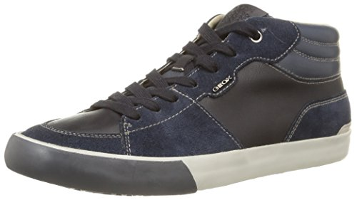 Geox Smart Herrenschuhe Sneakers Stiefeletten - blau U54X2A