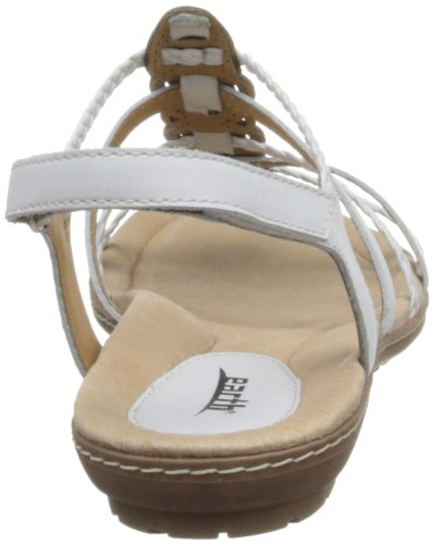 Earth Bluff Cuir Sandales white