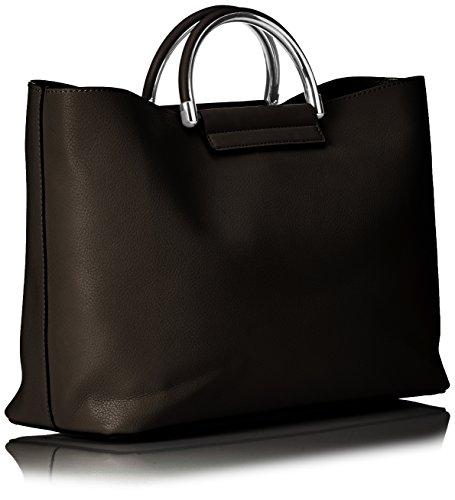 Bulaggi - Tangu Shopper, Borse Tote Donna Nero (Schwarz)