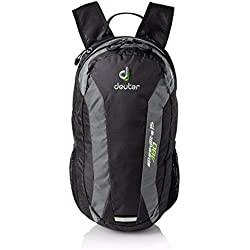 Deuter Speed Lite Mochila para Escalada, Unisex adulto, Negro (Black / Granite), 20 l